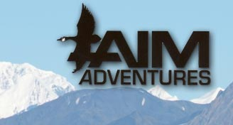 aim adventures logo